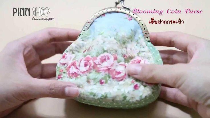 Blooming Coin Purse_PINN SHOP