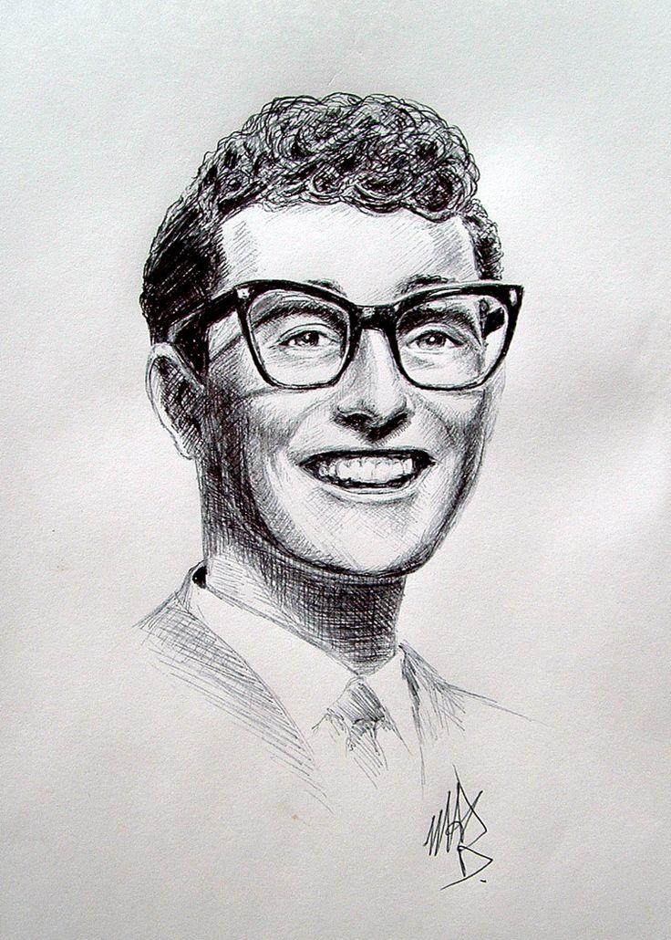 Lyric everyday lyrics buddy holly : 22 best Buddy Holly memorial images on Pinterest | Buddy holly ...