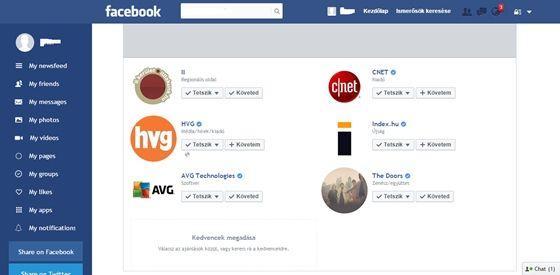 Tech: Áttekinthetőbb, gyorsabb Facebookot szeretne? Ezt tegye - HVG.hu