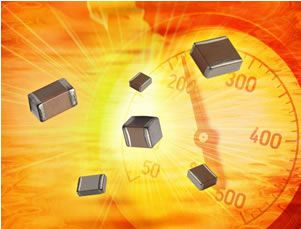 AVX extends its industry-leading 250° MLCC series with new case sizes, voltages and temperature coefficients