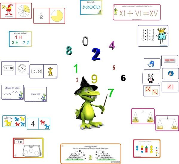 Mathe Memory