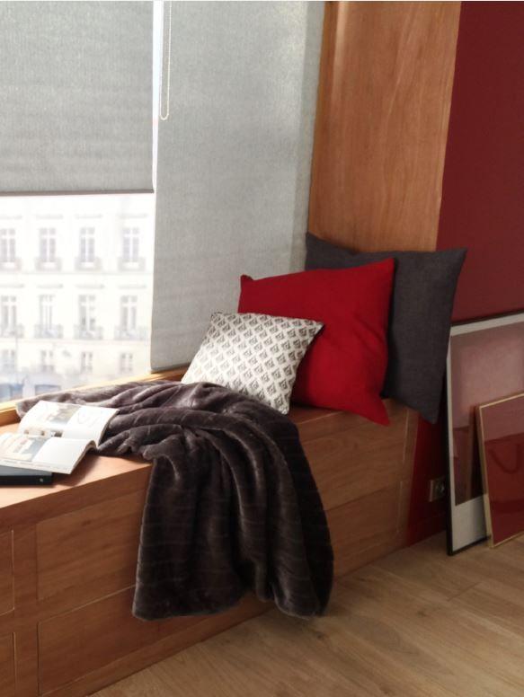 Plaid Gris Fonce 130 X 180 Cm Plaid Gris Decoration Maison Et Gros Coussin