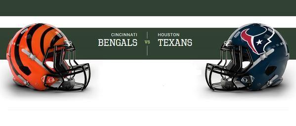 Cincinnati Bengals vs. Houston Texans, Nov 16, Paul Brown Stadium, From $35