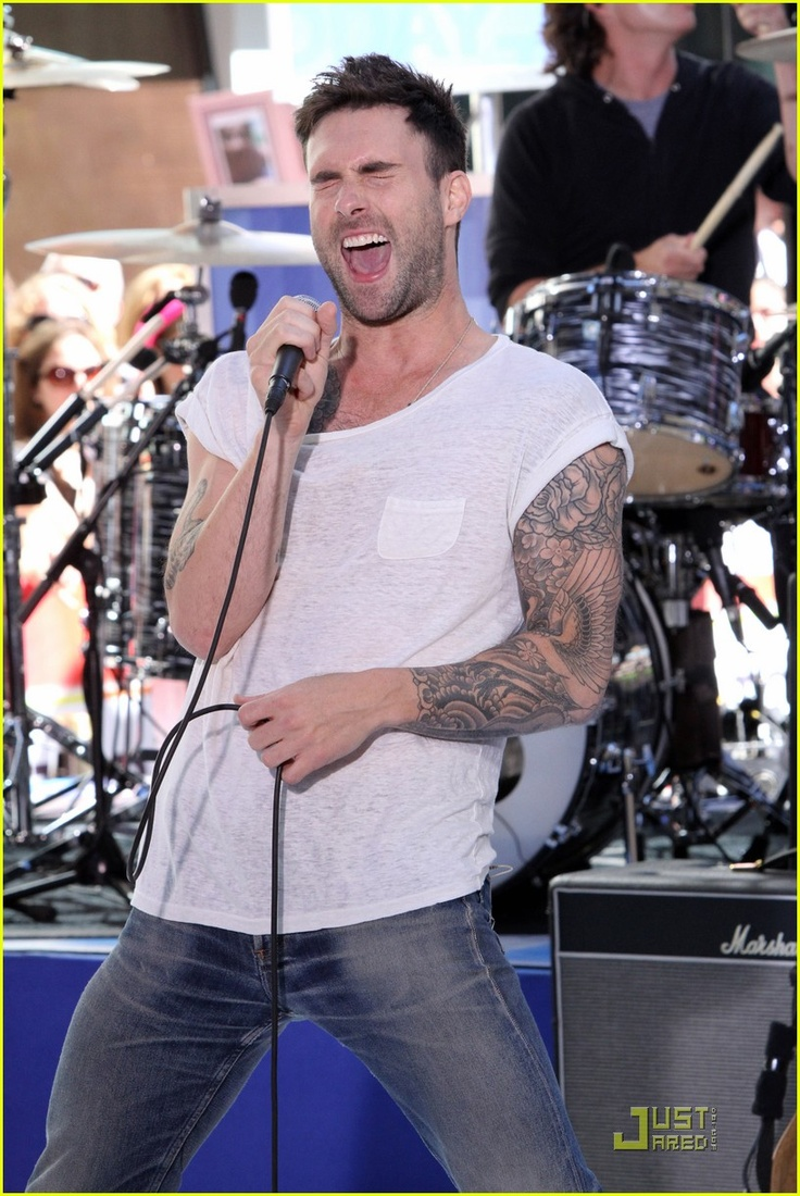 yes: Omg Don T Mind, Adam Levine, Wooo Weee