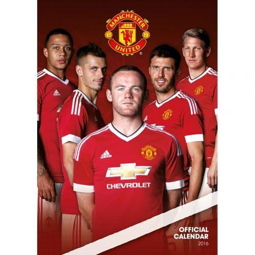 Manchester United F.C Calendar 2016