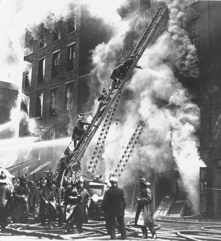 Image result for 1870's firefighters going to put out fire
