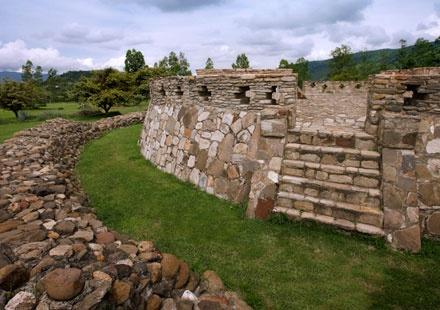 Ixtlán Archeological Zone, Los Toriles, Nayarit (Mexico)