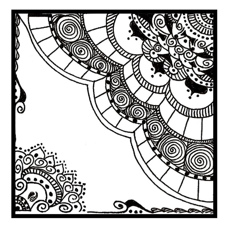 54 best images about Zentangle