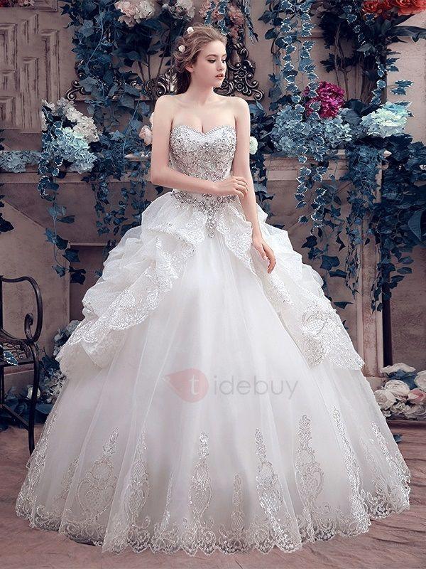 12 best Hochzeitskleider 2018 images on Pinterest