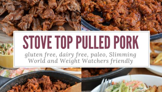 Stove Top Low Syn Pulled Pork