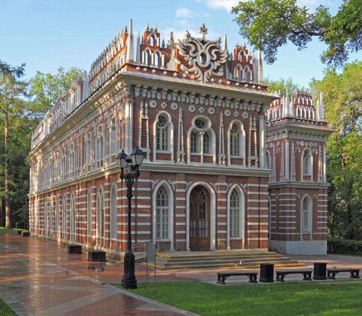 Bazhenov's «Opera House», 1776—1778. A.Savin, CC BY-SA 3.0