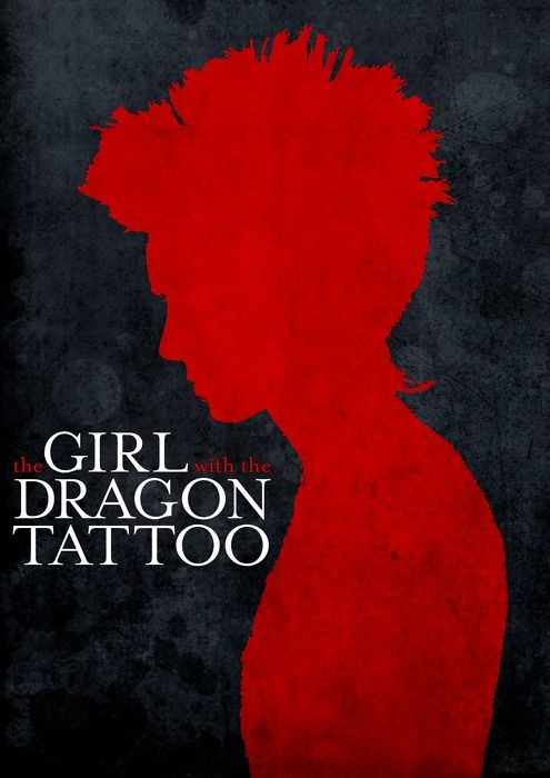 The Girl With The Dragon Tattoo by TheDisenchanter