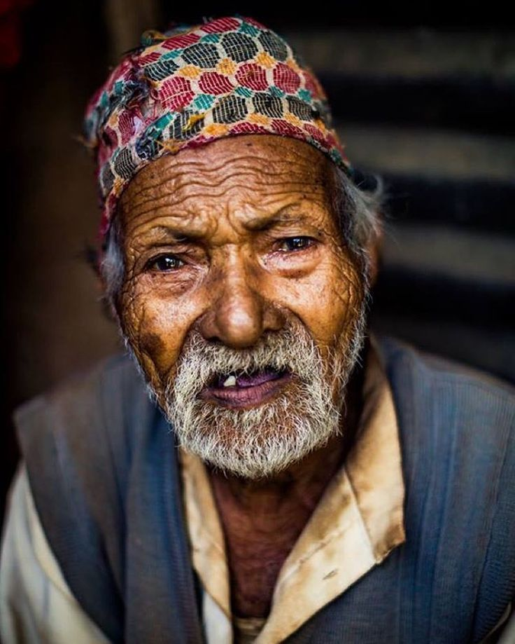 Remembering the 103 year old man I met in Nepalese mountain village just a few short weeks ago. Amazing soul.