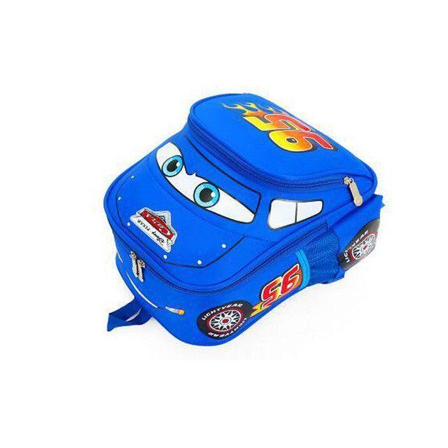 Children SchoolBags Trolley Backpack 3D Printing Cars Waterproof Mochila Escolar Menino Orthopedic SchoolBag for Boys and Girls