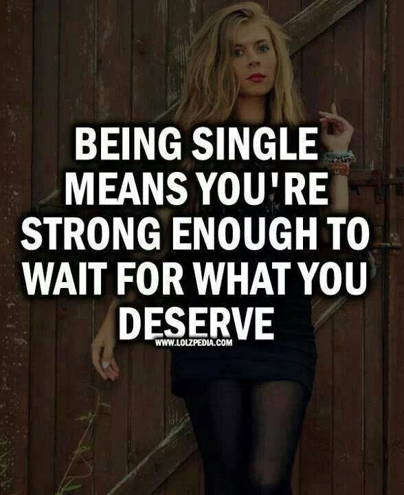 I Love Being Single Quotes. QuotesGram