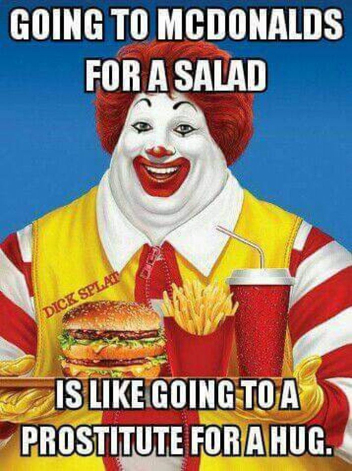 Going to Mcdonalds - meme - http://jokideo.com/going-to-mcdonalds-meme/