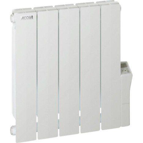 Radiateur électrique à inertie fluide ACOVA Cotona LCD, 1000W