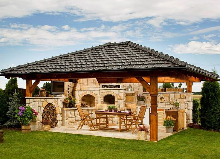 Faine mai sunt grătarele astea construite din piatră | Adela Pârvu – jurnalist home & garden