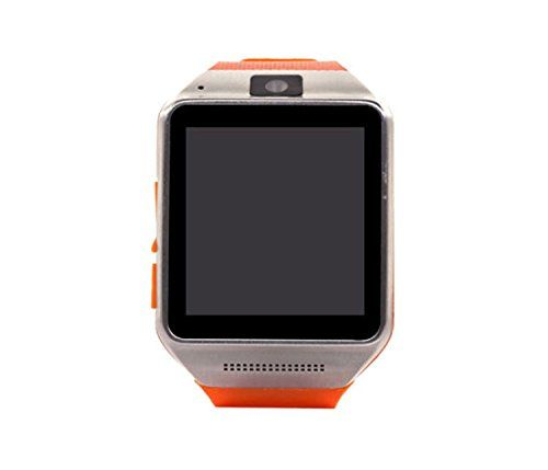 GV08 dress watch Bluetooth Pedometer Watch , orange. Men's and women's fine watches. Perfect and the quality of the design. Delivery time approx. 10-18 days. You have questions, please contact us. I wish you a happy shopping.
