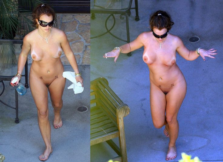 Britney spears paparazzi nude photo