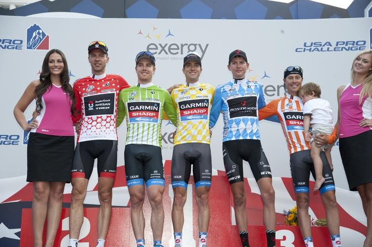 Il Team Garmin ha fatto proprio un buon lavoro alla USA Pro Challenge. I successi continuano e il sogno continua....  Va a Cristian Vandevelde  il Giro del Colorado, tutto deciso dalla crono conclusiva.