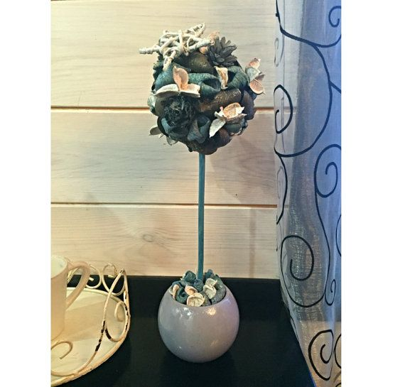 Topiary tree Table centerpiece Tree of happiness by GlobalFactory
