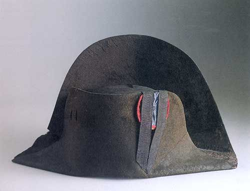 Napoleon's Bicorne Hat..  yet another one all  slightly different from each other.