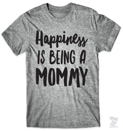 Happiness is being a Mommy!