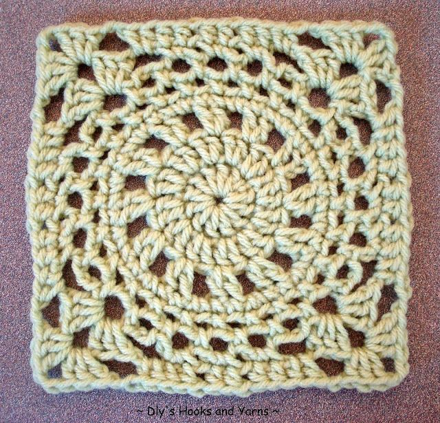 Granny Square Knitting Pattern : Images about crochet granny squares on pinterest