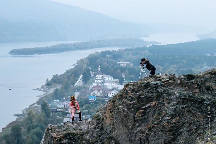 Красивый берег, г. Красноярск
