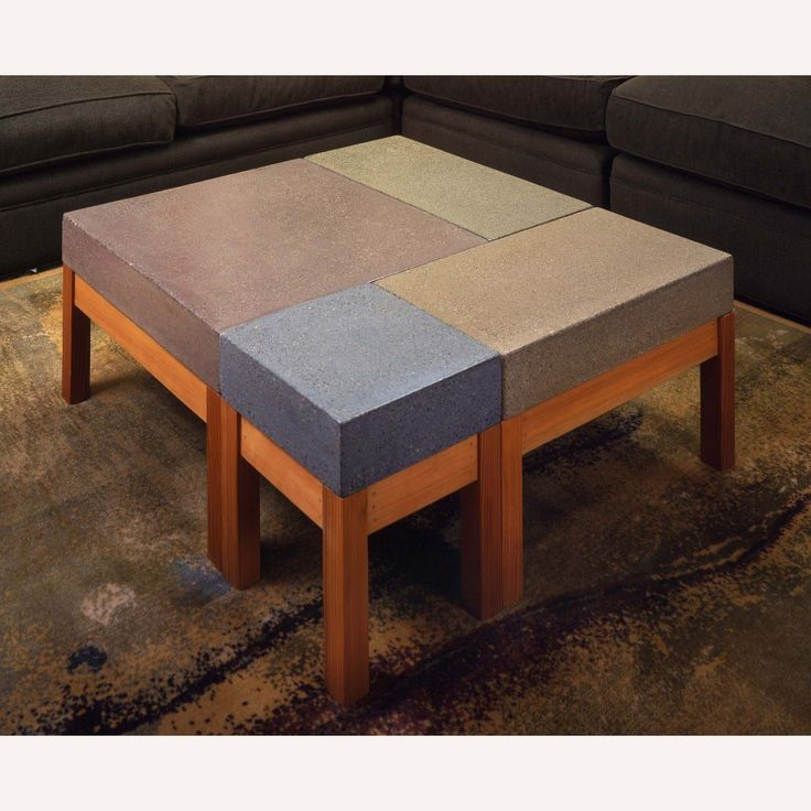 42 best images about modern coffee tables on pinterest for Modular table design