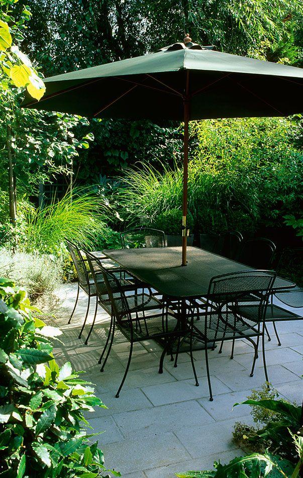 22 besten Schöne Garten  Terrasse  Balkon Ideen Bilder auf - uberdachter grillplatz im garten