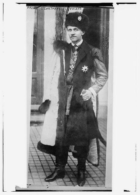 Prince Czartoryski, Poland (LOC)