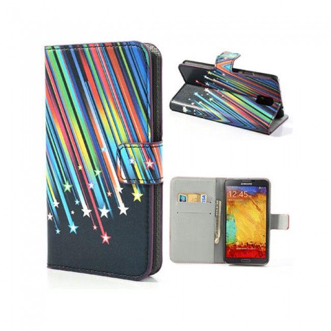 Festival (Tähtisade) Samsung Galaxy Note 3 Nahkakotelo - http://lux-case.fi/catalog/product/view/id/23944/s/festival-tahtisade-samsung-galaxy-note-3-nahkakotelo/category/19108/