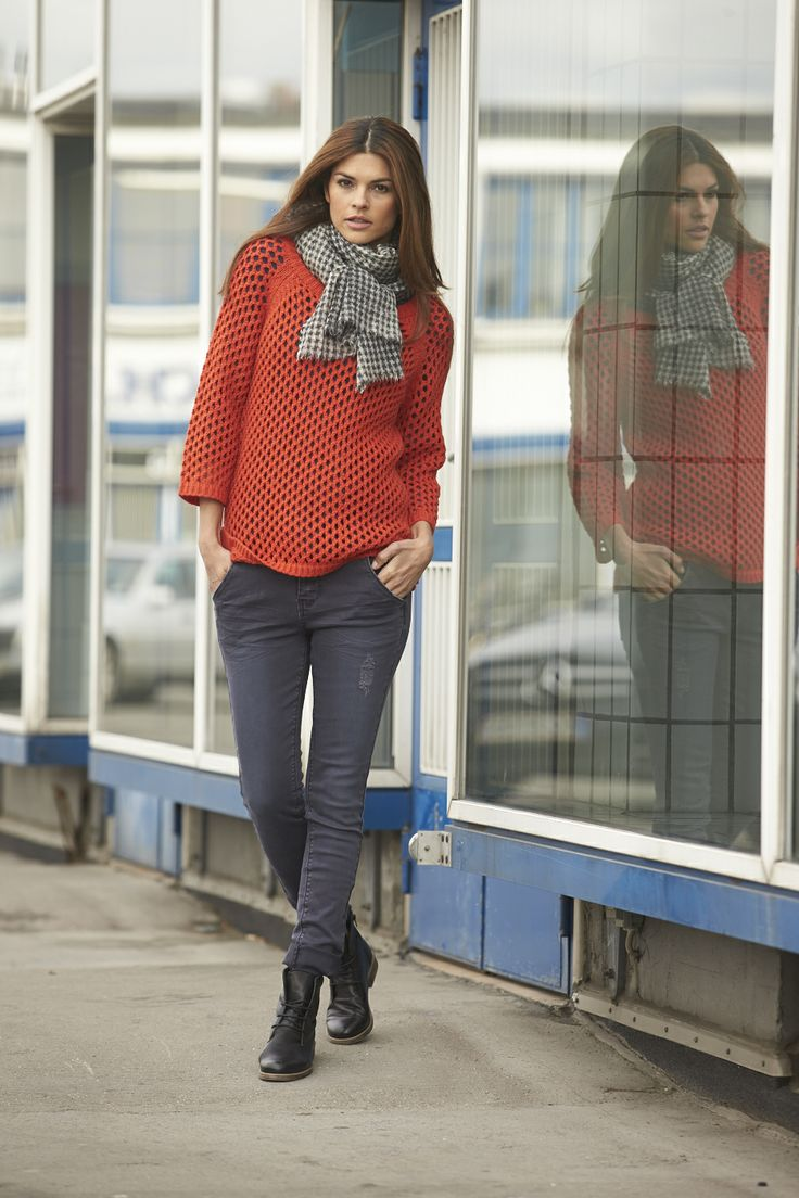 Knitwear in autumn colours! New collection coming out in August!