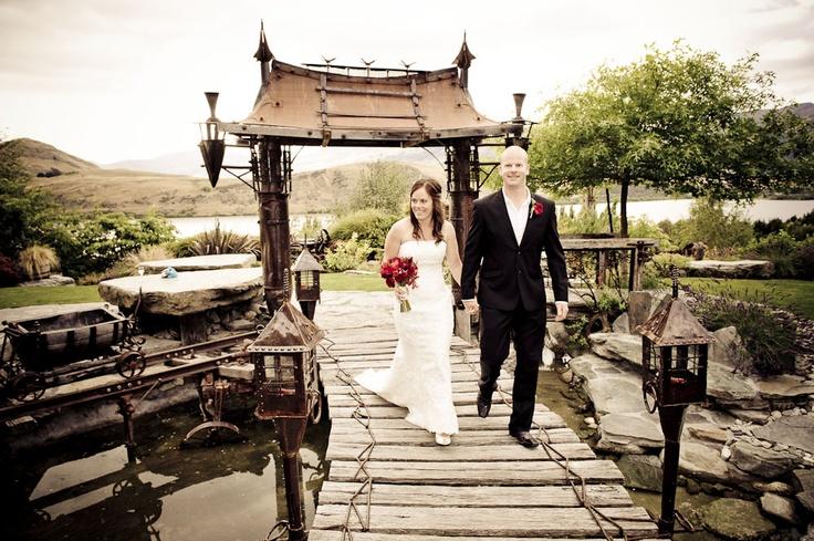 Stoneridge Estate, Queenstown Wedding Venue.