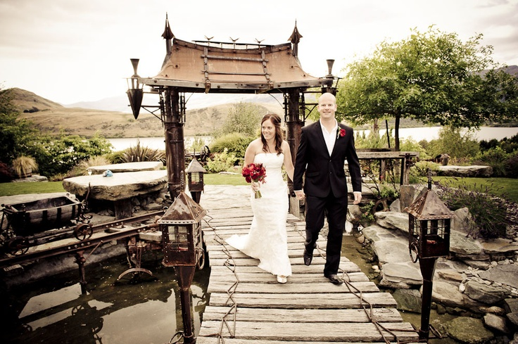 Stoneridge Estate, Queenstown Wedding Venue.