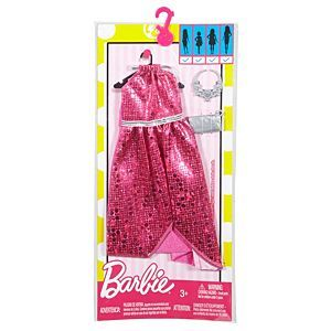 Check out the Barbie Complete Look Fashion Pack - Blue Starry Print (DWG21) at the official Barbie website. Explore the world of Barbie today!