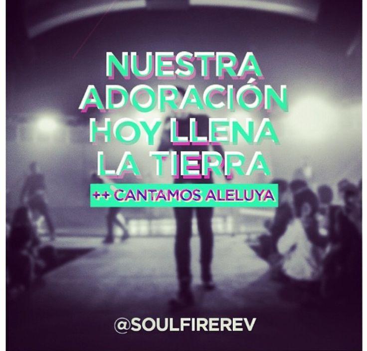 Cantamos Aleluya-Soulfire Revolution  ♥