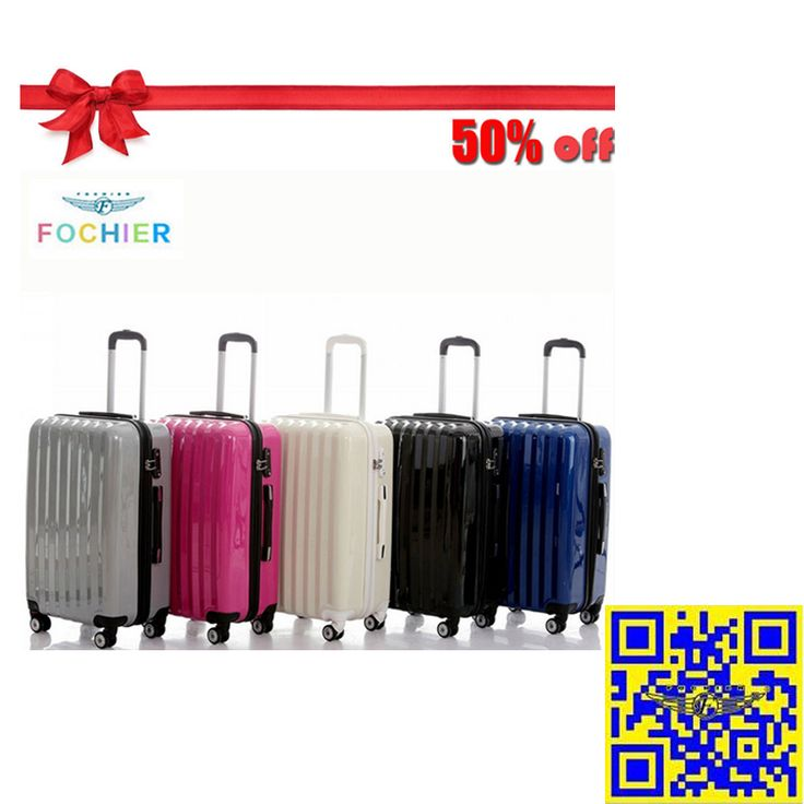The 2015 largest discount! 12.16—12.31 Christmas sales! All luggage suitcases in E-bay American site with 50% off! Don't miss it!! http://stores.ebay.com/shxq2015 http://www.ebay.com/itm/Luggage-Suitcase-Spinner-Wheels-Rolling-Hardside-Luggage-20-24-28-Inch-5-Colors-/252181804846?