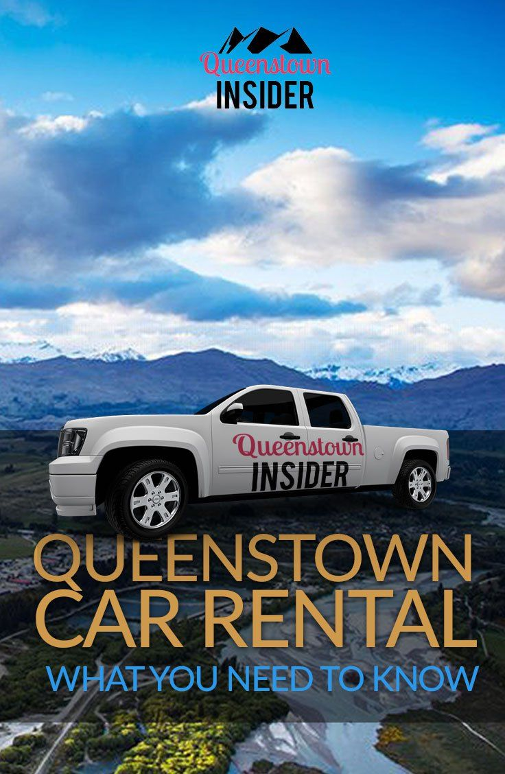 Heading to Queenstown, New Zealand and need some transport? Your best option is to rent a car. Here's everything you need to know #rent #car #hire #rental #hertz #avis #ace #queenstown #nz #newzealand #transport