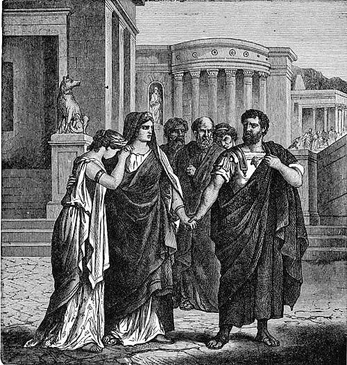 Ancient Roman Art | Ancient Roman Clothing :: Image 3