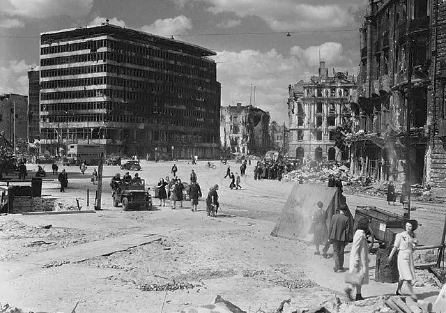 1945 Berlin - Potsdamer Platz ☺
