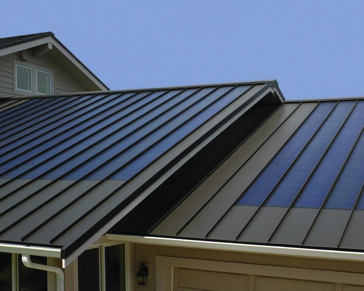 Mid Century Modern Metal Roof Google Search House