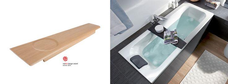 Red Dat Award Loop & Friends bathtubs