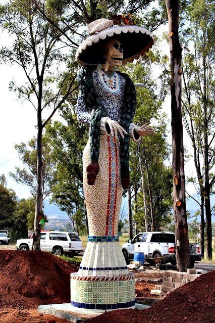 Catrina de Capula, Michoacán !!