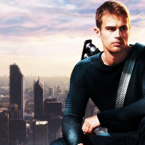 Four. New Divergent Movie Poster ~Divergent~ ~Insurgent~ ~Allegiant~