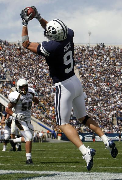 Austin Collie, three-star, wide receiver, 2004 | BYU football: Re-grading the recruits | Deseret News