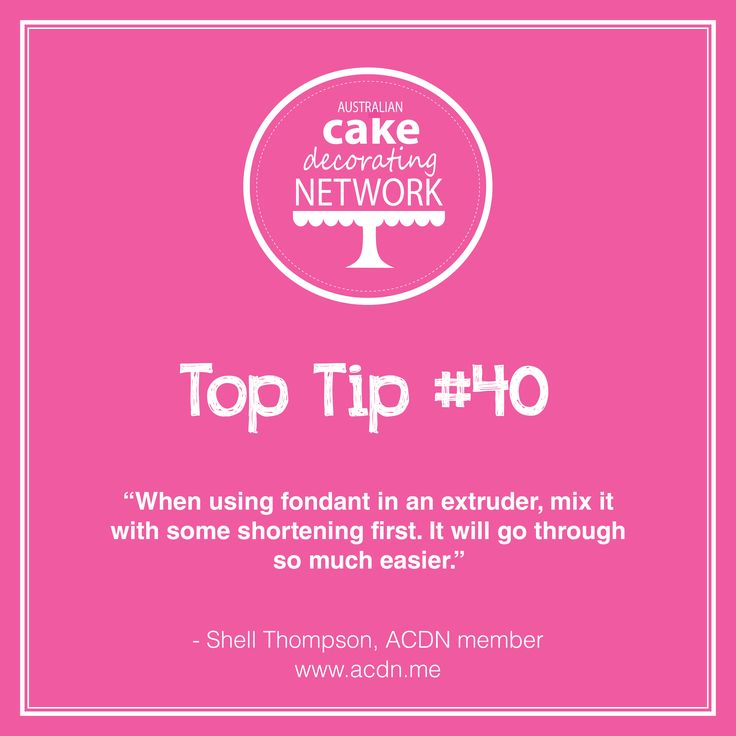 Top Tip shared by Shell Thompson - Join our wonderful membership community online at www.acdn.me