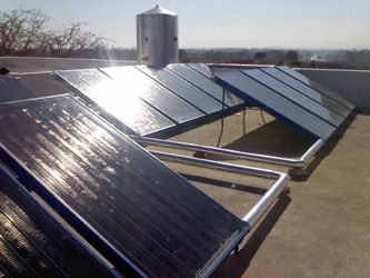 Solar Geyser for home - Homes using conventional electrical geysers can also gain a lot through Solar Water Heaters. Solar Water Heaters for Homes and Solar Geysers saves the costs in.